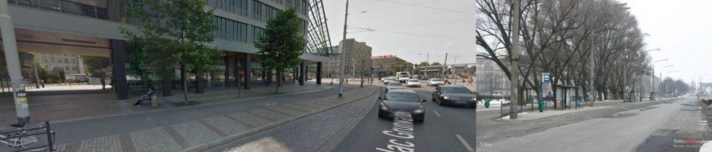 Miejsca we Wrocławiu - plac Grunwaldzki 2