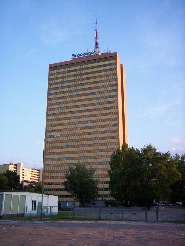 """Biurowiec """"Poltegor Center"""" (nieistniejący)."""