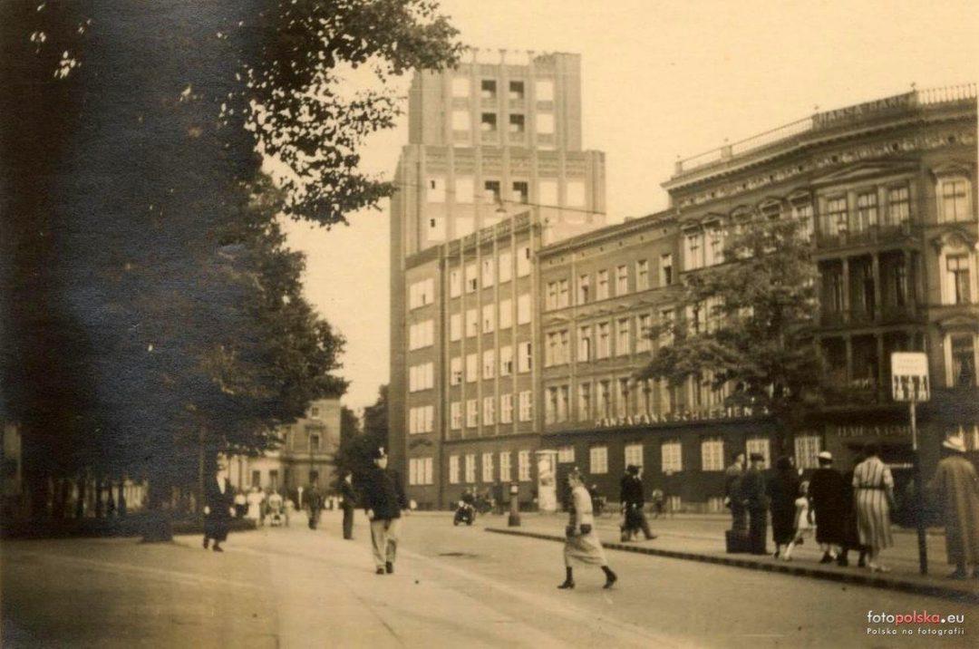 Bank Hansa (nieistniejący). – MiejscaWeWroclawiu.pl