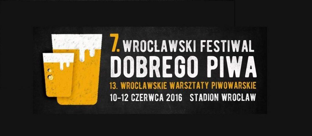 Wrocławski Festiwal Dobrego Piwa.