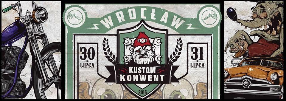 Kustom Konwent 2016