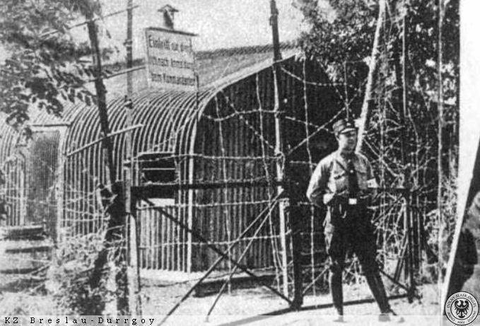 Dziś Wzgórze Gajowe, kiedyś Obóz Koncentracyjny… – Miejsca we Wrocławiu.