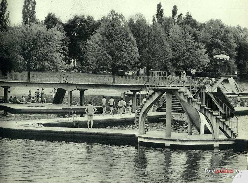 Kąpielisko Morskie Oko ma już ponad 100 lat. – Miejsca we Wrocławiu.