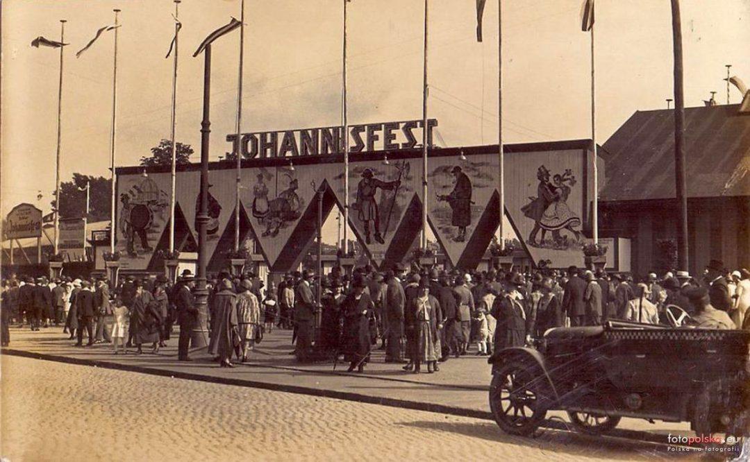 Johannisfest w Breslau.