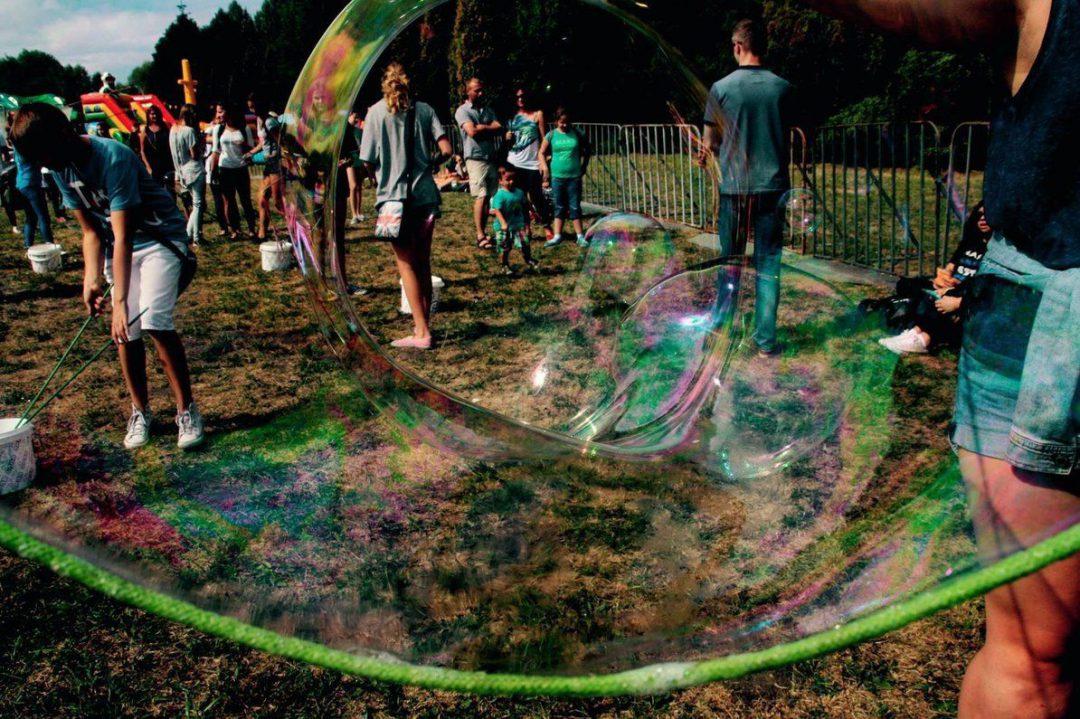 Festiwal Baniek Mydlanych 2016.