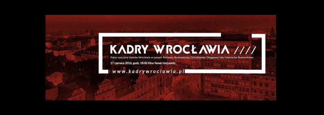 Wrocław, miasto i architektura – pokaz archiwalnych filmów na dużym ekranie.