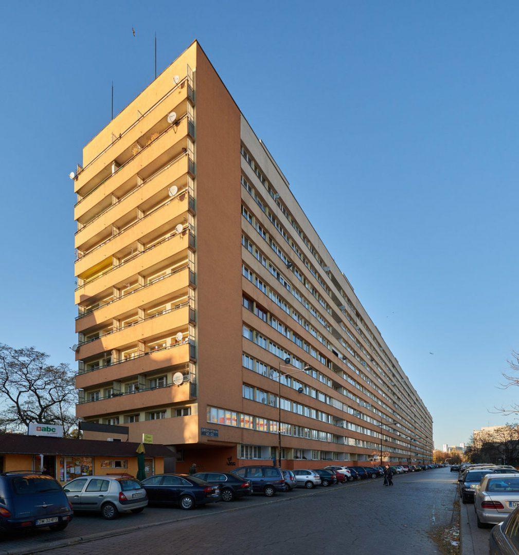 Najdłuższy Blok We Wrocławiu