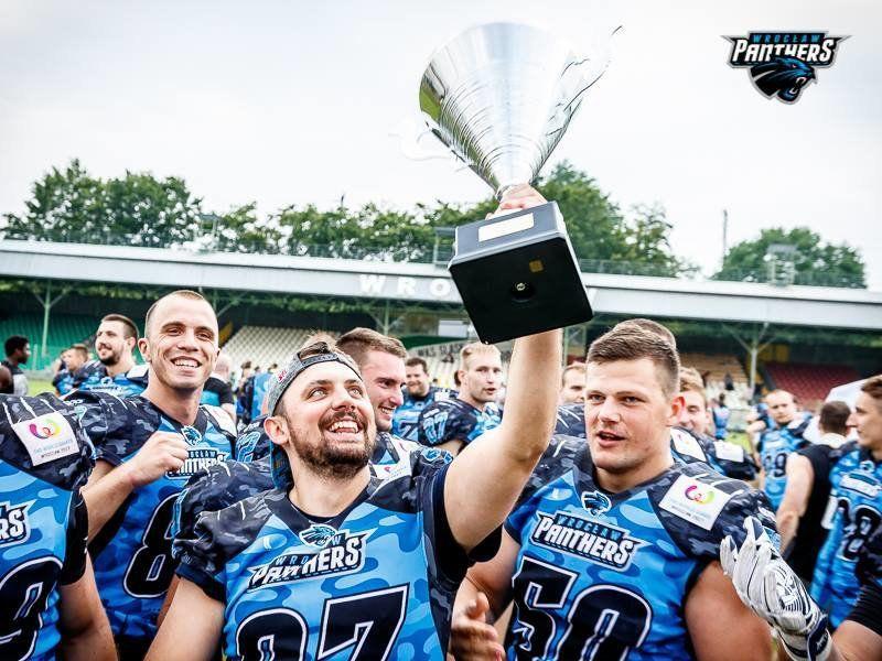 Panthers Wrocław wygrywają Finał Ligi Mistrzów!