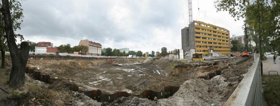 Jak wyglądała budowa Sky Tower? [ZOBACZ] – Miejsca we Wrocławiu.