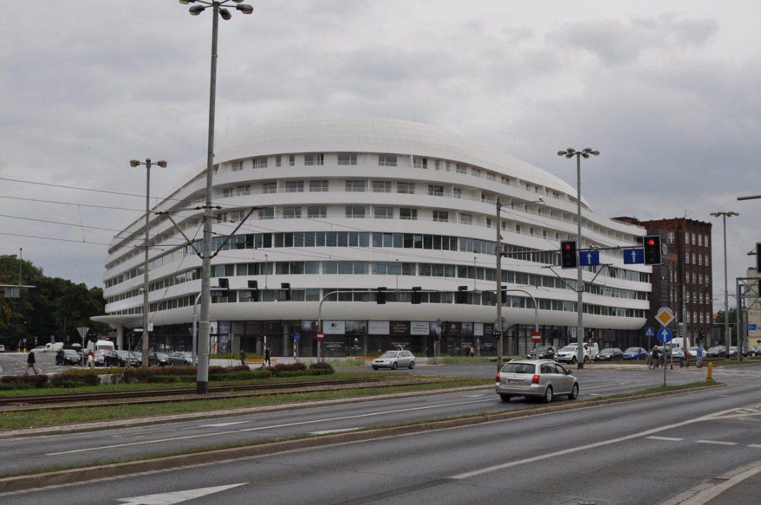 OVO Wrocław zdobył prestiżową nagrodę w kategorii inwestycja roku. – Miejsca we Wrocławiu.