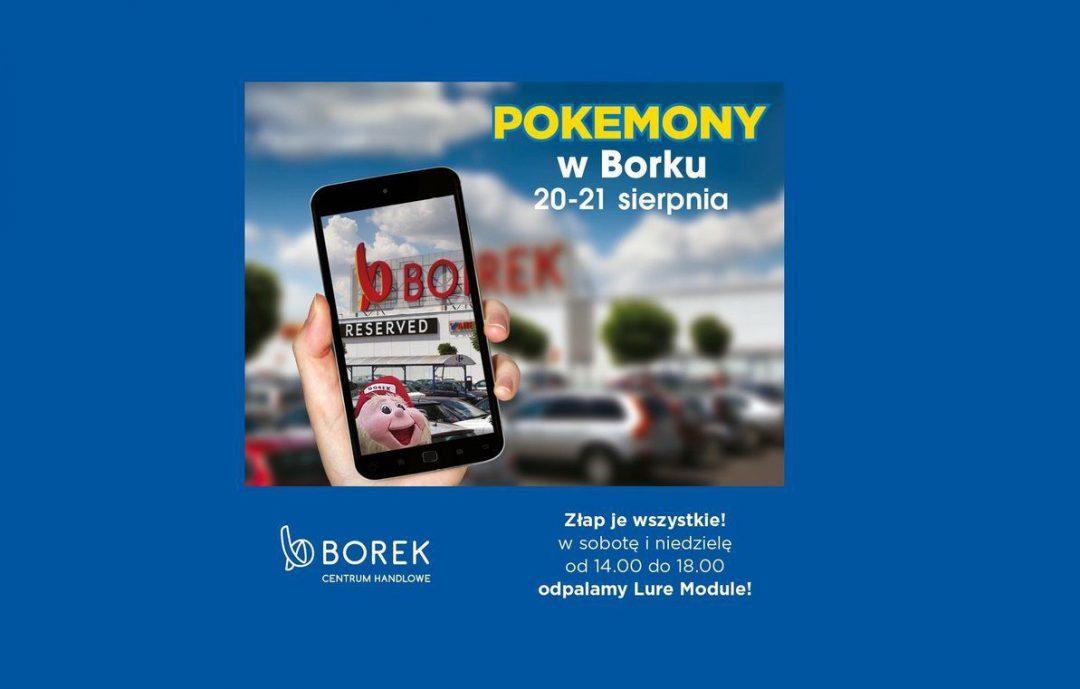 Łap Pokemony w Centrum Handlowym Borek! :] – Miejsca we Wrocławiu.