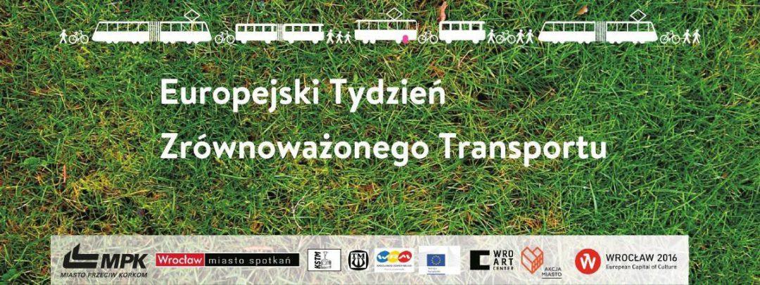 Europejski tydzień zrównoważonego transportu [WYDARZENIA]. – Miejsca we Wrocławiu.