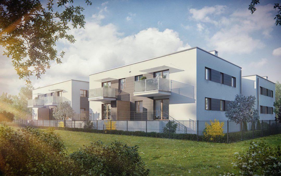 Wyjątkowe mieszkania willowe w sercu Gaju. – Miejsca we Wrocławiu.