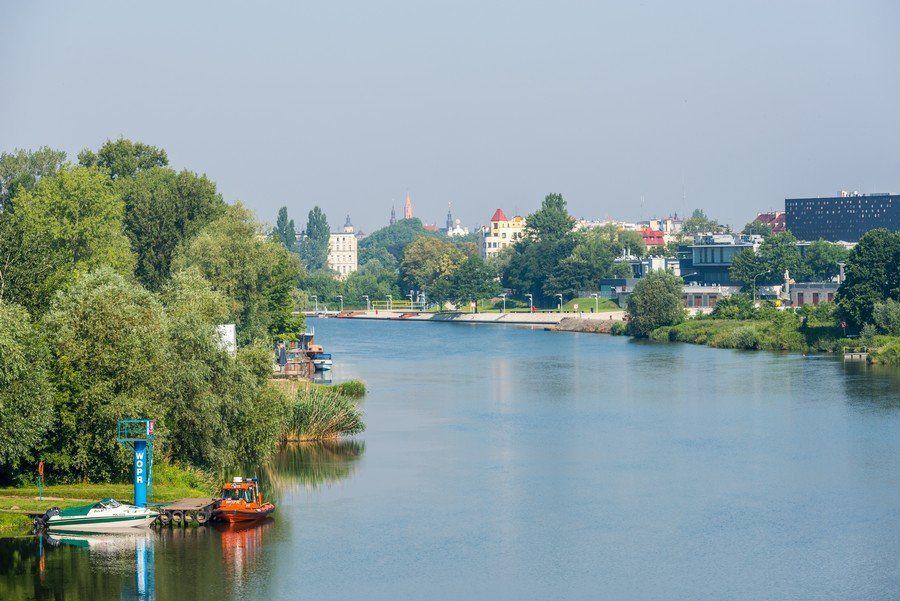 W sobotę odbędą się bezpłatne rejsy po Oławie i Odrze. – Miejsca we Wrocławiu.