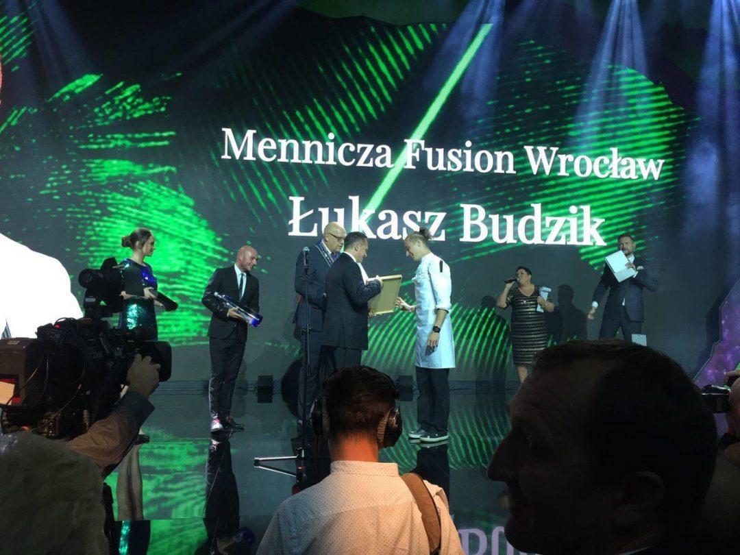 Wrocławska restauracja wygrała w prestiżowym ogólnopolskim konkursie.