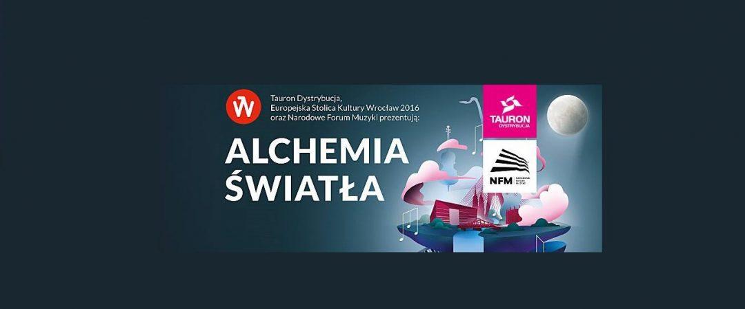 Alchemia Światła 2016. – Miejsca we Wrocławiu.