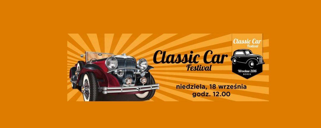 Borek Classic Car Festiwal. – Miejsca we Wrocławiu.