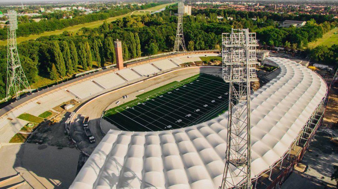 Renowacja Stadionu Olimpijskiego dobiega końca. – Miejsca we Wrocławiu.