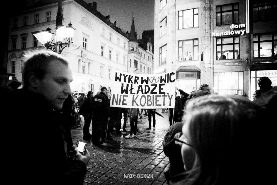 Czarny Marsz znów przejdzie przez Wrocław. – Miejsca we Wrocławiu.