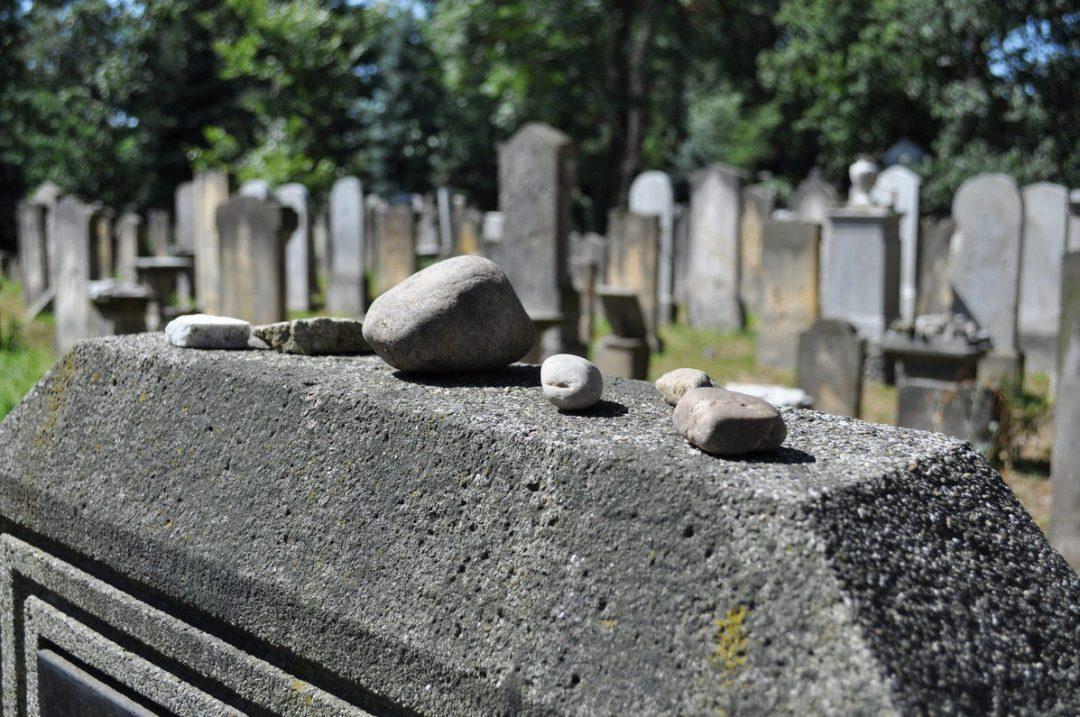 Stary Cmentarz Żydowski. – Miejsca we Wrocławiu.