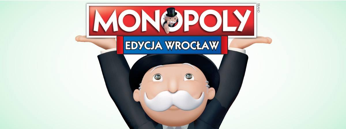 Monopoly Wrocław, znamy datę premiery! – Miejsca we Wrocławiu.