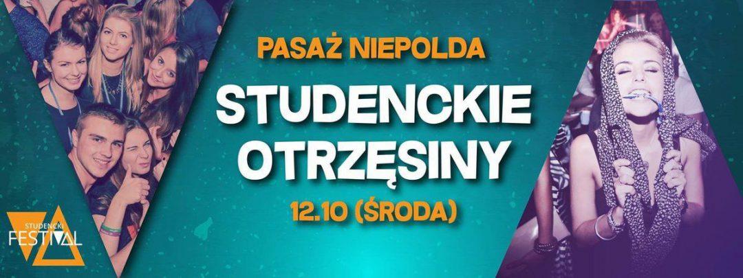 Otrzęsiny studentów na Pasażu Niepolda. – Miejsca we Wrocławiu.