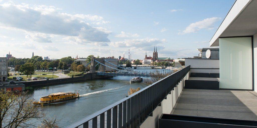 W sobotę odbędą się darmowe rejsy po Odrze. – Miejsca we Wrocławiu.