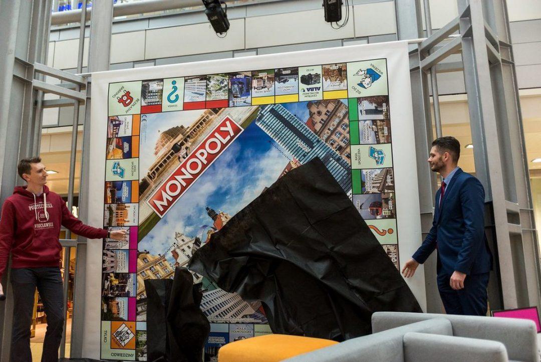 Premiera Monopoly Wrocław! Sprawdź jakie miejsca się na niej znalazły. – Miejsca we Wrocławiu.
