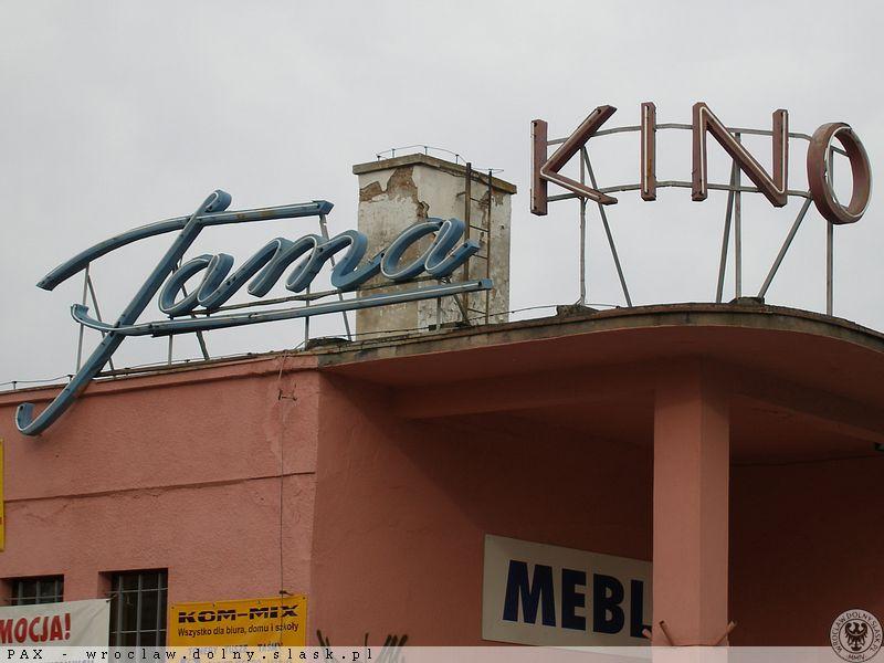 Na Psim Polu otwierają dawne kino Fama. – Miejsca we Wrocławiu.