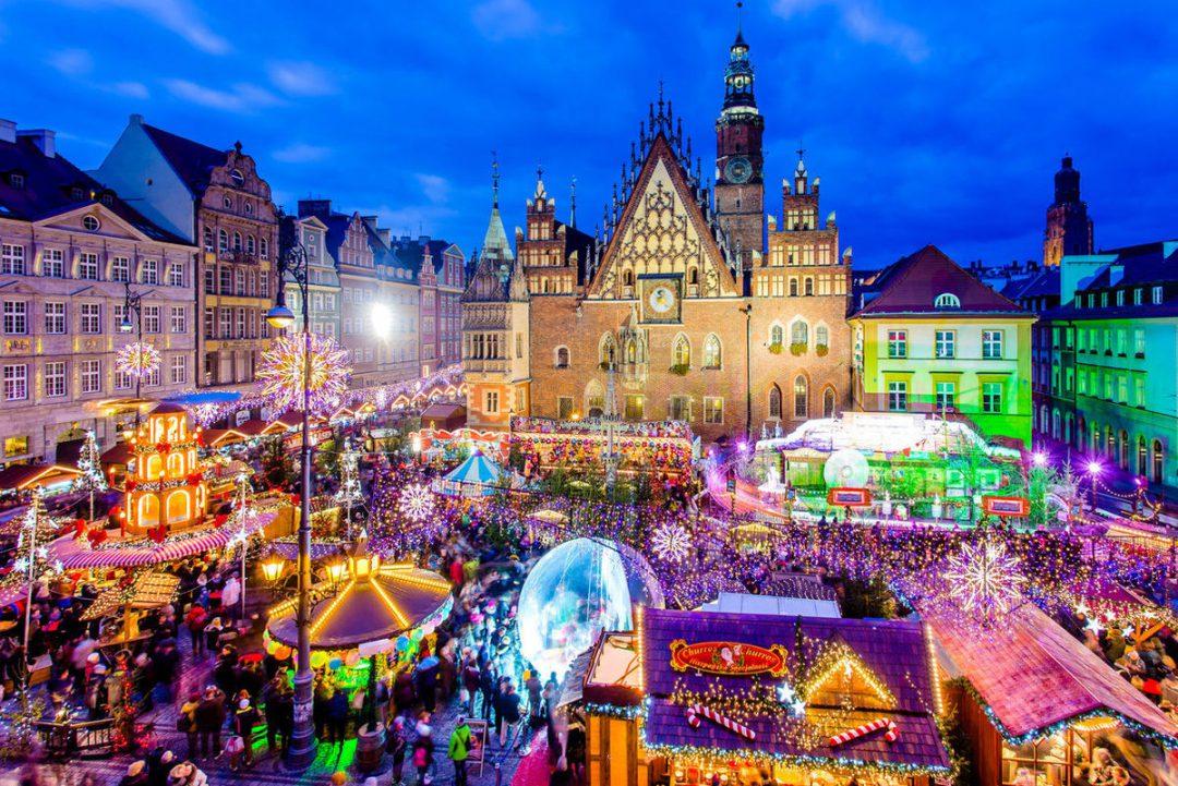 Wrocławski Jarmark Bożonarodzeniowy odwołany.