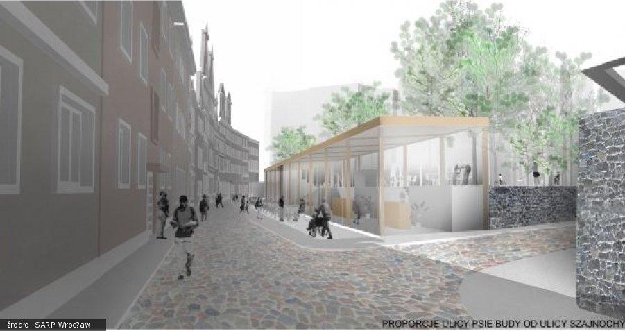 Nowy projekt Zaułka Solnego [WIZUALIZACJE]. – Miejsca we Wrocławiu.