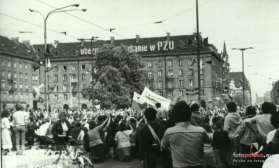 36 rocznica wybuchu stanu wojennego. – MiejscaWeWroclawiu.pl