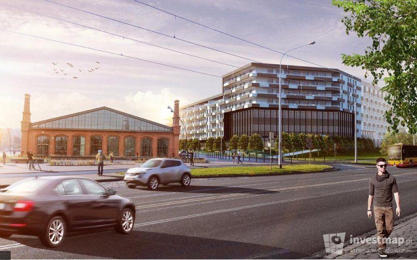 Rusza budowa Login City przy ulicy Grabiszyńskiej. – Miejsca we Wrocławiu.