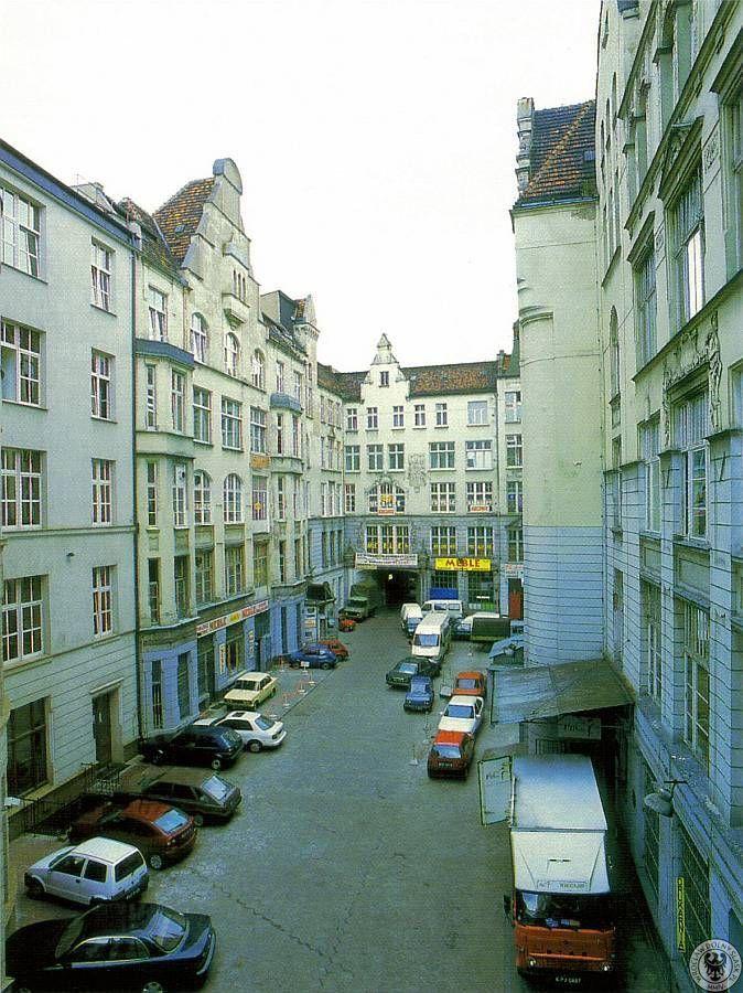 Jak wyglądał dawniej Pasaż Niepolda? – Miejsca we Wrocławiu.