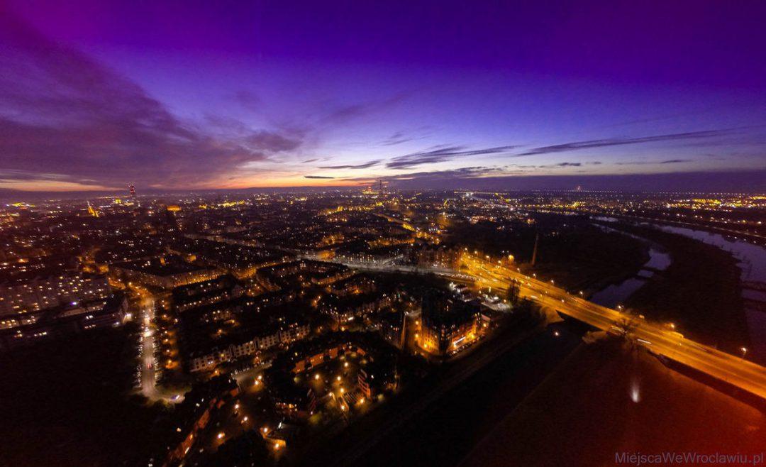 W sobotę w całym Wrocławiu zgasną światła. – Miejsca we Wrocławiu.