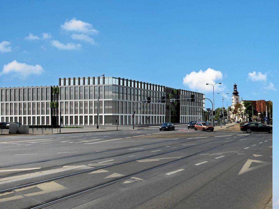 Na terenie dawnego targowiska powstaną dwa biurowce. – Miejsca we Wrocławiu.