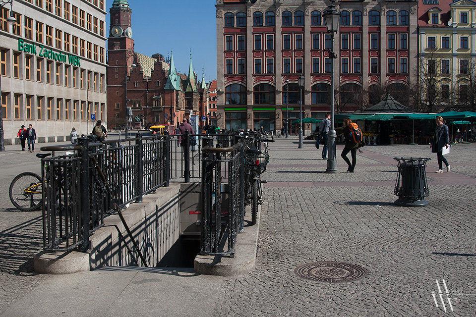 Jest plan na zagospodarowanie schronu pod placem Solnym! [ZDJĘCIA] – Miejsca we Wrocławiu.