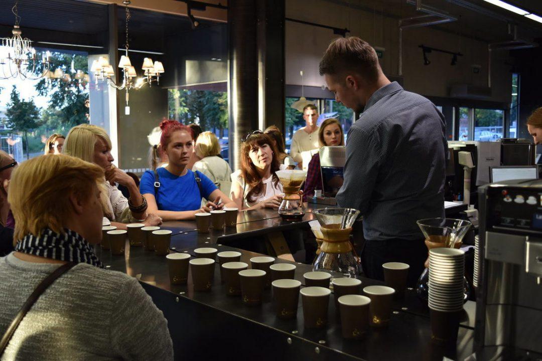 Otwarto specjalistyczny sklep z kawą. We Wtorek bezpłatna degustacja. – Miejsca we Wrocławiu.