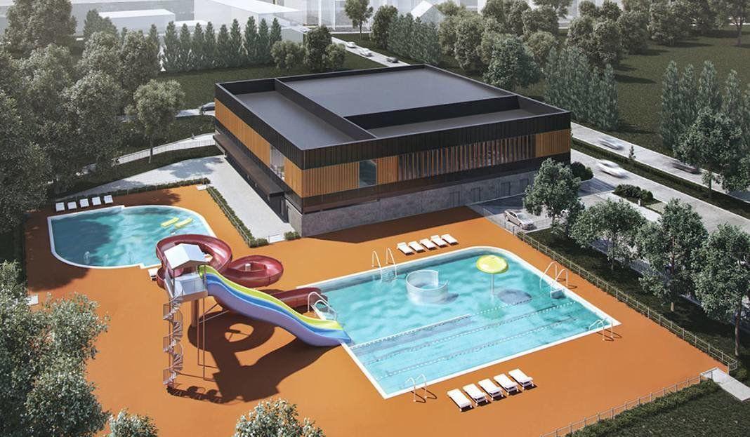 Na Brochowie powstanie nowy aquapark.