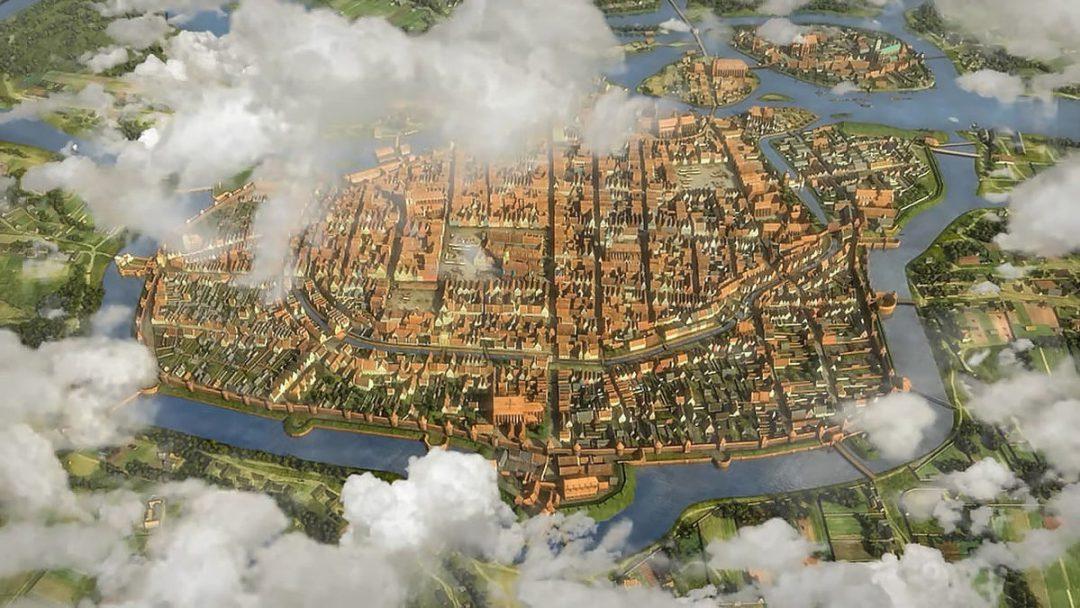 Jak wyglądał Wrocław w 1562 roku? [WIDEO] – Miejsca we Wrocławiu.
