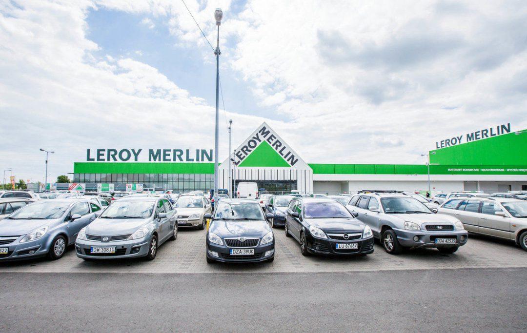 """W piątek otwarcie nowego sklepu """"Leroy Merlin"""". – Miejsca we Wrocławiu."""