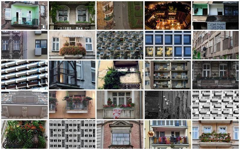 """Nastaw kadr na balkon i weź udział w konkursie """"Kadr na balkon"""". – Miejsca we Wrocławiu"""