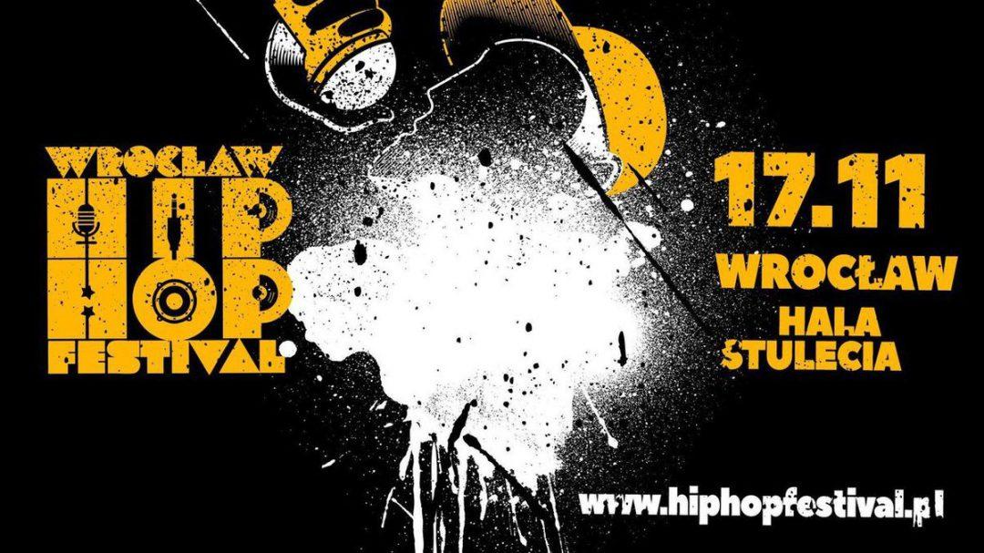 Trzecia edycja Hip Hop Festiwal już w listopadzie. – MiejscaWeWroclawiu.pl