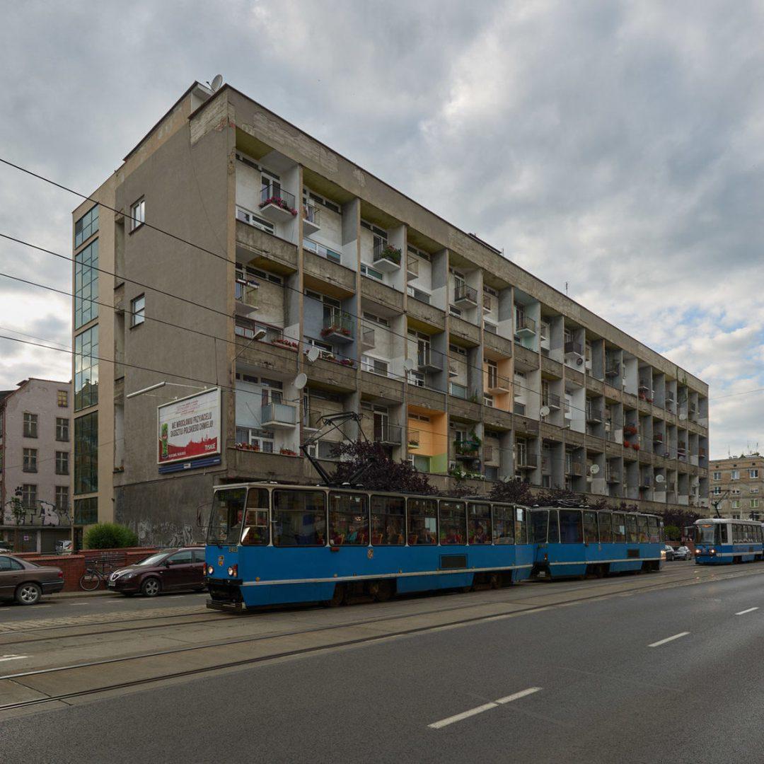 Mezonetowiec zostanie zabytkiem. – MiejscaWeWroclawiu.pl
