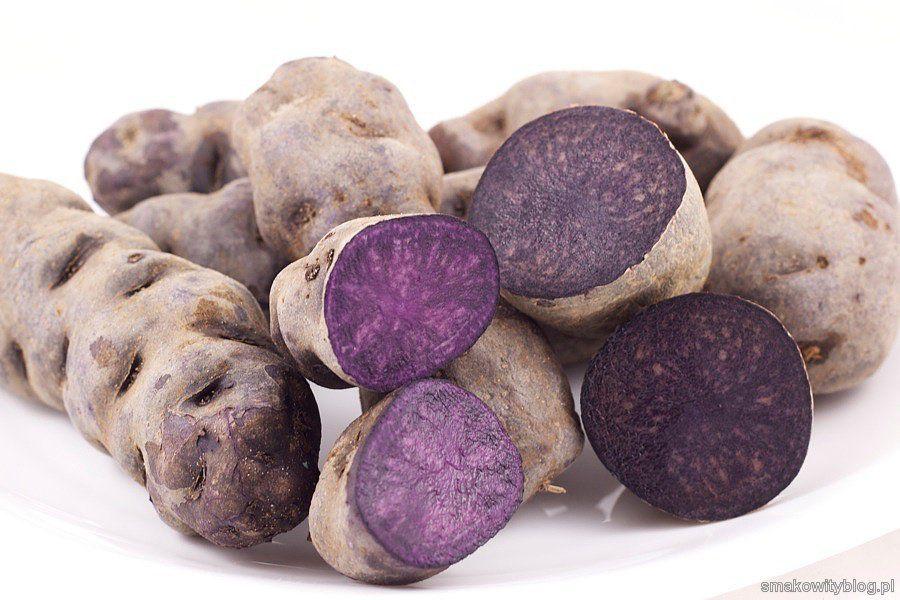 Do Lidla trafiły rzadko spotykane, fioletowe ziemniaki! – MiejscaWeWroclawiu.pl