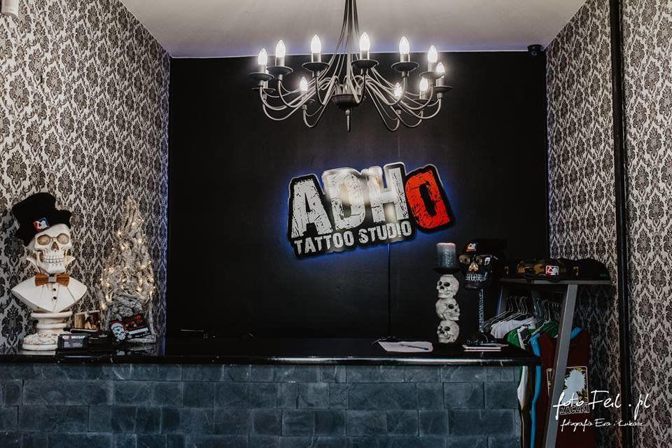 """Studio """"ADHD Tattoo Studio"""" otworzyło lokal we Wrocławiu. – MiejscaWeWroclawiu.pl"""