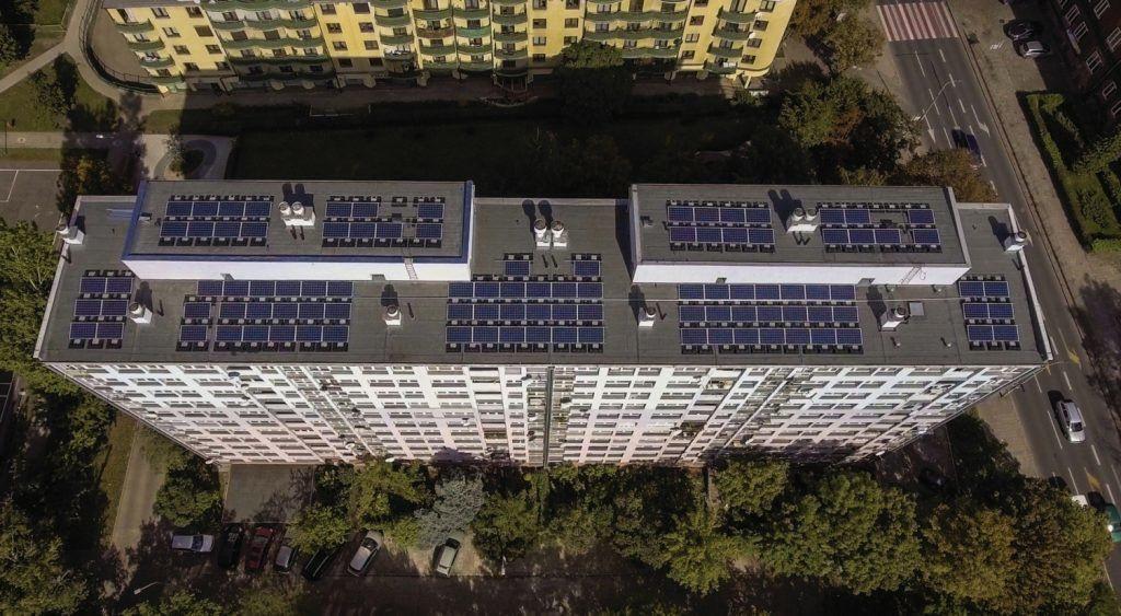 Wrocław ma najwięcej elektrowni słonecznych w Polsce. Właśnie powstała kolejna! – MiejscaWeWroclawiu.pl