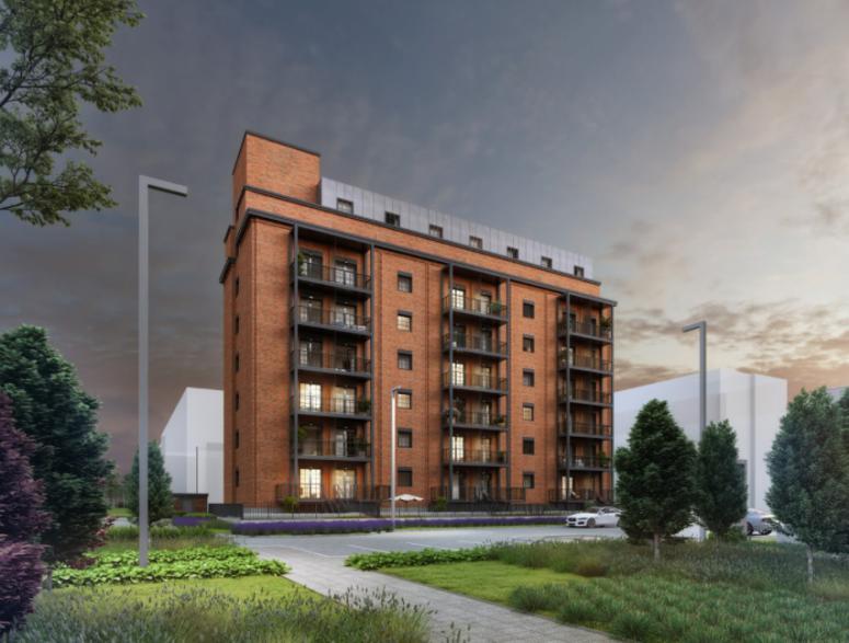W zabytkowym spichlerzu przy ul. Obornickiej, powstaną mieszkania. – MiejscaWeWroclawiu.pl