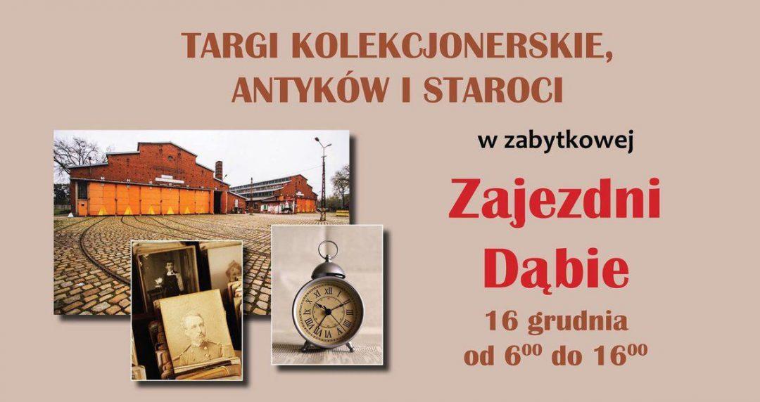 Kolejne Targi Kolekcjonerskie, Antyków i Staroci już w grudniu! – MiejscaWeWroclawiu.pl