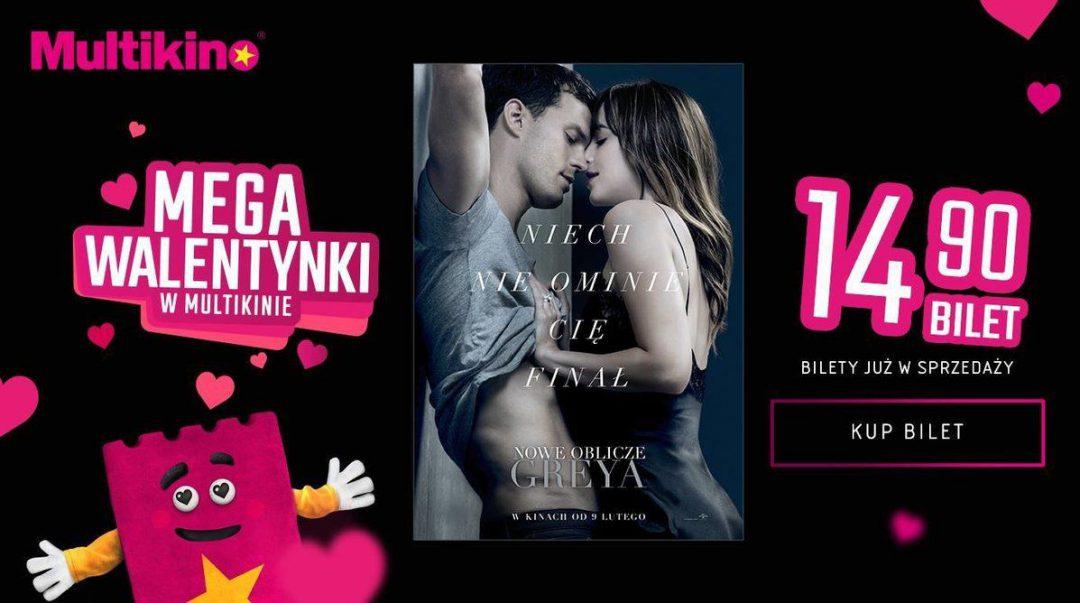 """MEGAWALENTYNKI i wyjątkowe pokazy """"Nowe oblicze Greya"""" w Multikinie [WYGRAJ BILETY + KOLACJĘ]. – MiejscaWeWroclawiu.pl"""